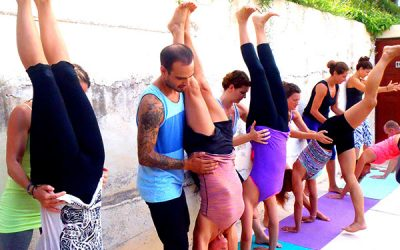 Practical Inversions Workshop Dec 3rd at Twist Yoga & Jan 21st at ClubSport.